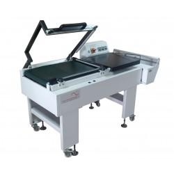 Selladora soldadora en L semiautomática MSOL-TB7555