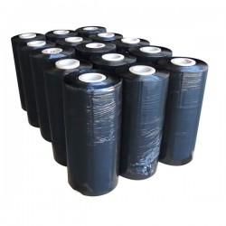Film extensible estirable automático negro (15 bobinas)